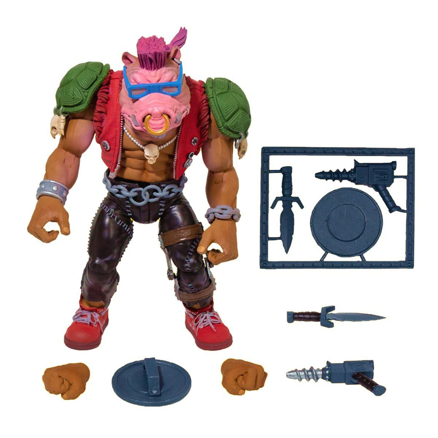 Teenage Mutant Ninja Turtles Super7 Ultimates Bebop Action Figure