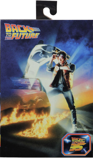 Back To The Future Neca Ultimate Marty McFly Action Figure