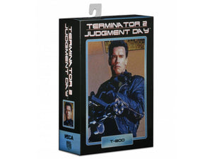 Terminator Neca T2 Ultimate T-800 Action Figure
