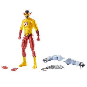 DC Multiverse Lobo Series Kid Flash Wally West Action Figure Pre-Order