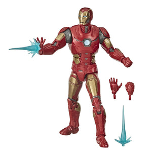 Marvel Legends Avengers Gameverse Series Iron Man Action Figure