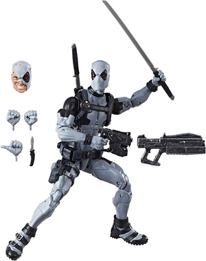 Marvel Legends 12 Inch X-Force Deadpool Action Figure