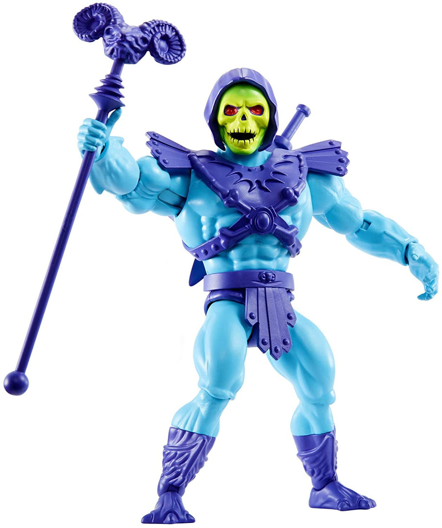 Masters Of The Universe Origins Skeletor Action Figure Pre-Order