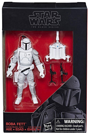 Star Wars Black Series Boba Fett Prototype Armor Action Figure