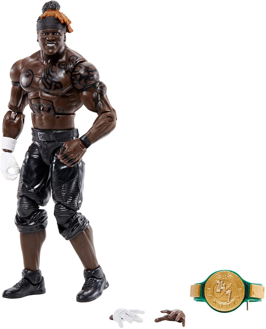 WWE Wrestling Elite Series #78 R-Truth Action Figure