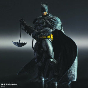 DC Square Enix Play Arts Kai Arkham City Batman Dark Knight Returns Action Figure