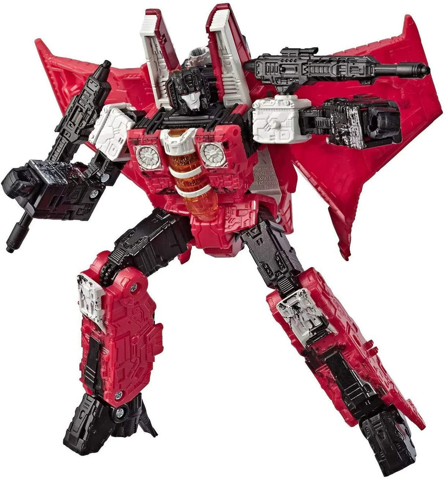 Transformers Generations Selects War For Cybertron Voyager Redwing Action Figure