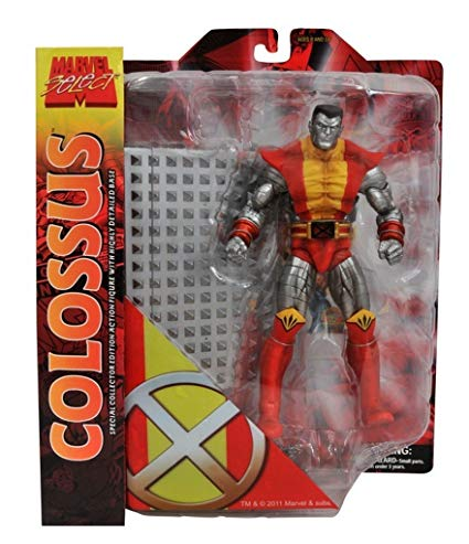 Marvel Diamond Select X-Men Colossus Action Figure