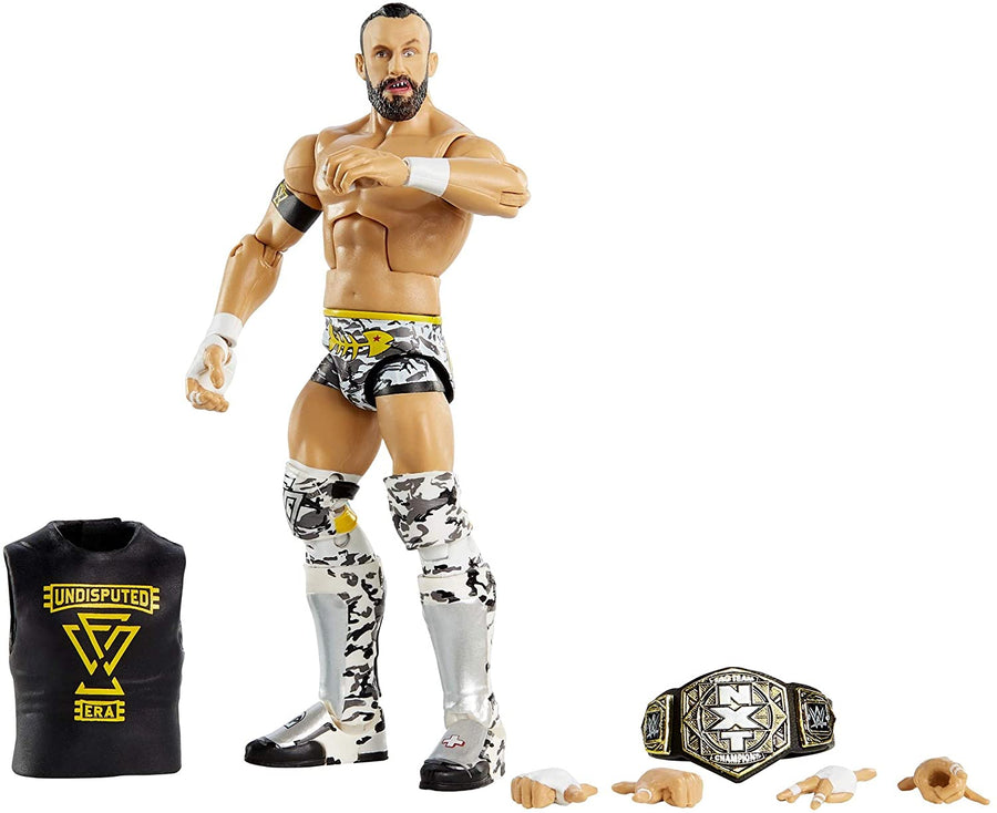 WWE Wrestling Elite Series #79 Bobby Fish Action Figure Pre-Order