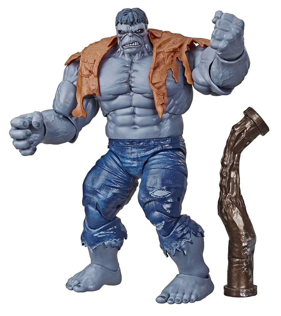 Marvel Legends Vintage Exclusive Incredible Grey Hulk Action Figure Pre-Order