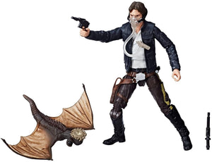 Star Wars Black Series SDCC Exclusive Han Solo Exogorth Escape Action Figure