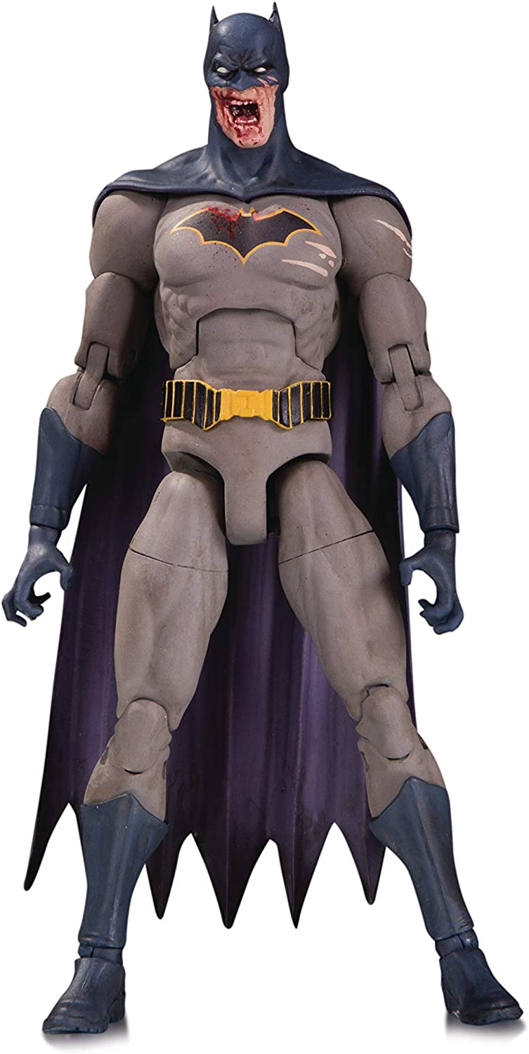 DC Essentials DCeased Batman Action Figure