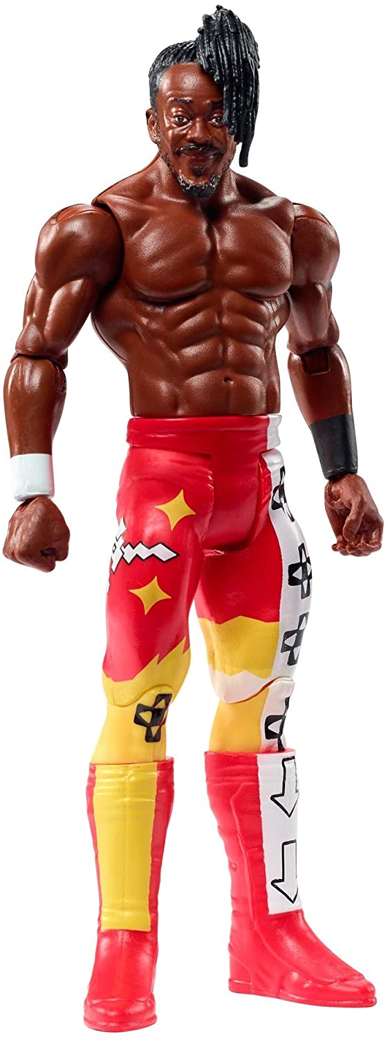 WWE Wrestling Basic Series Top Picks Kofi Kingston Action Figure Pre-Order
