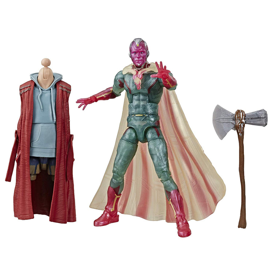 Marvel Legends Avengers End Game Series Vision Action Figure Pre-Order