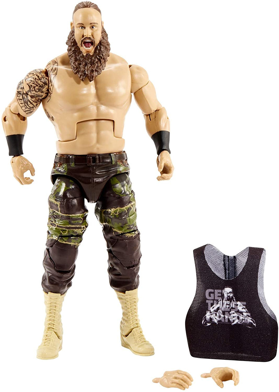 WWE Wrestling Elite Series Top Picks Braun Strowman Action Figure Pre-Order