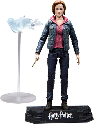 Harry Potter McFarlane Hermione Granger & Patronus Action Figure