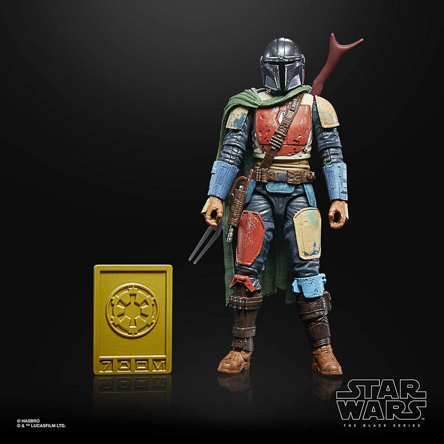 Star Wars Black Series Mandalorian Credit Collection The Mandalorian Action Figure