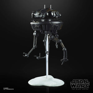 Star Wars Black Series 40th Anniversary Empire Strikes Back Imperial Probe Droid Action Figure
