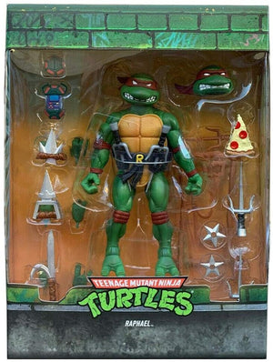 Teenage Mutant Ninja Turtles Super7 Ultimates Raphael Action Figure