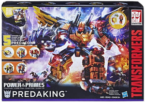 Transformers Power Of The Primes Titan Class Predaking Action Figure