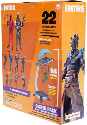 Fortnite The Prisoner 7 Inch Action Figure