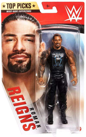 WWE Wrestling Basic Series Top Picks Roman Reigns Action Figure Pre-Order