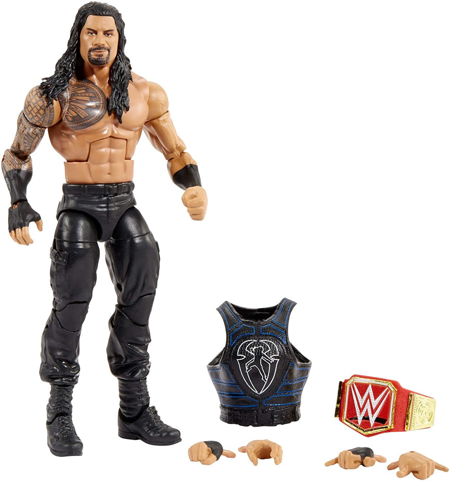 WWE Wrestling Elite Series Top Picks Roman Reigns Action Figure Pre-Order