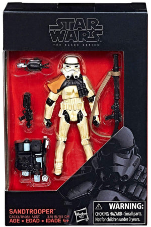 Star Wars Black Series Sandtrooper Action Figure