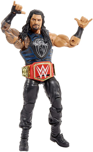 WWE Wrestling Elite Series Top Picks Roman Reigns Action Figure