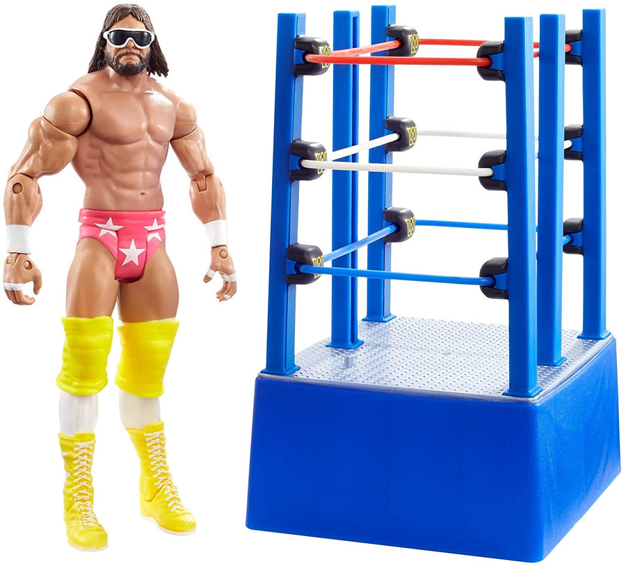 WWE Wrestling Elite Wrestlemania Moments Macho Man Randy Savage Action Figure Pre-Order