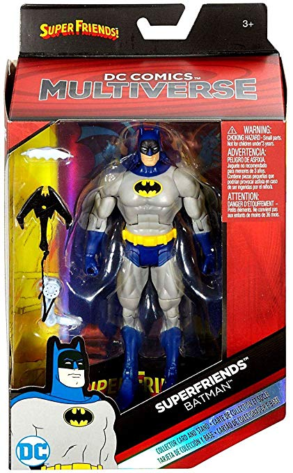 DC Multiverse Batman Super Friends Action Figure - Action Figure Warehouse Australia | Comic Collectables