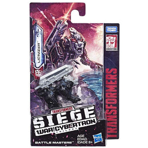 Transformers Siege War For Cybertron Battle Masters Lionizer