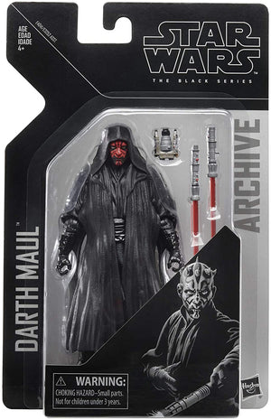 Star Wars Black Series Archive Darth Maul Action Figure