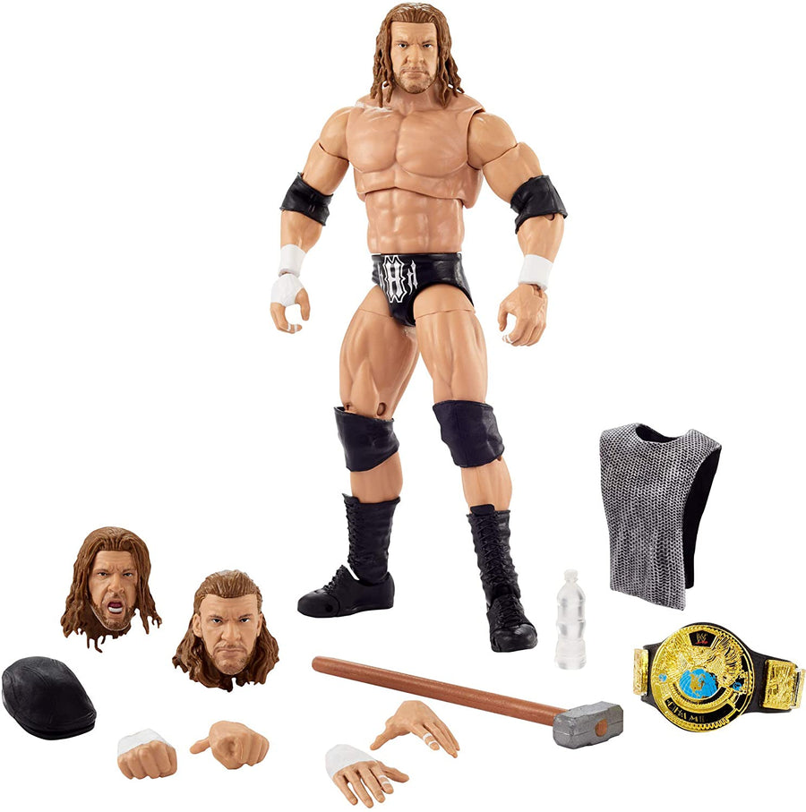 WWE Wrestling Ultimate Edition Triple-H Action Figure Pre-Order