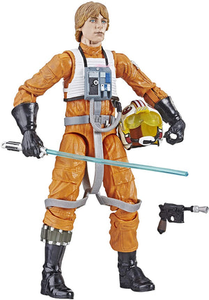 Star Wars Black Series Archive Luke X-Wing Pilot Action Figure