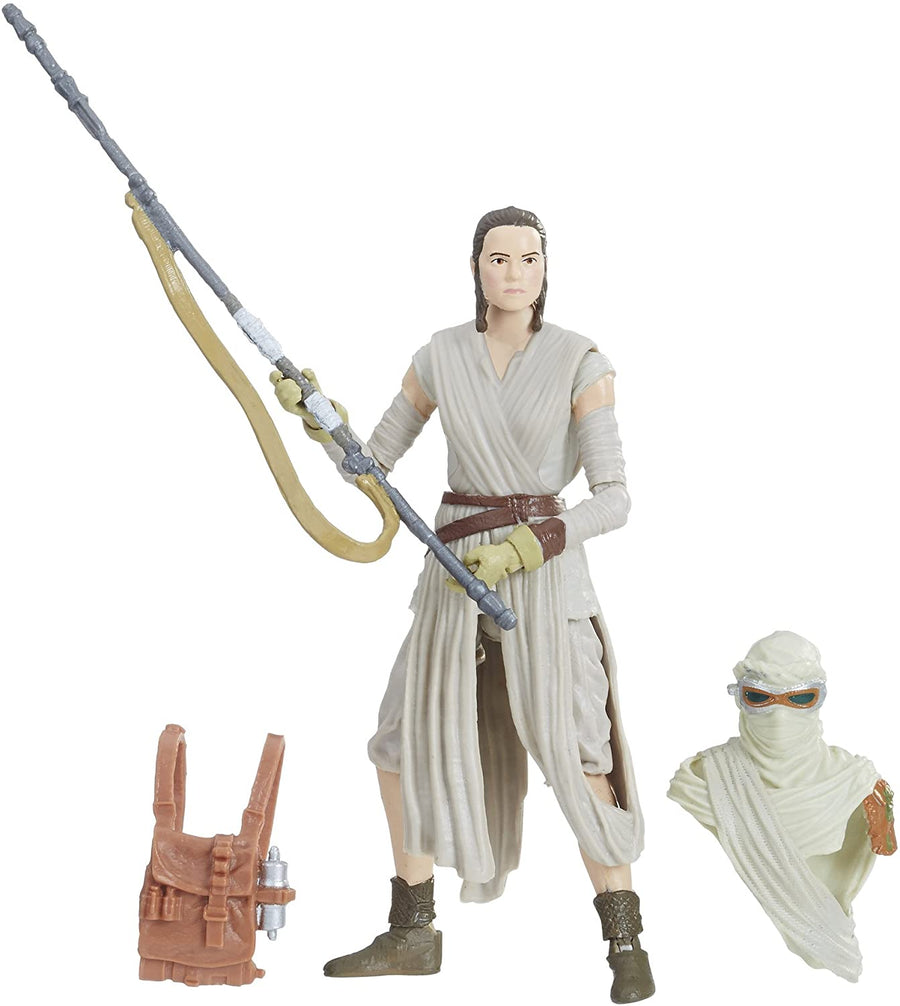 Damaged Packaging Star Wars The Vintage Collection Force Awakens Rey Jakku Action Figure