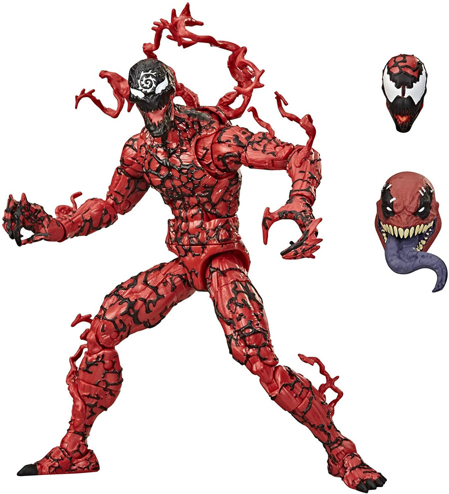Marvel Legends Venom Series 2 Carnage Action Figure Pre-Order