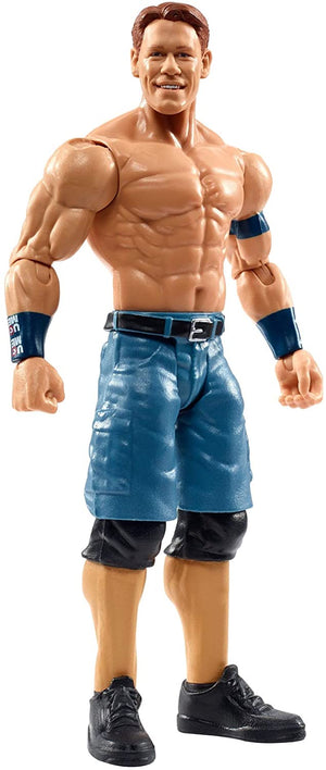 WWE Wrestling Basic Series Top Picks John Cena Action Figure