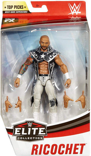 WWE Wrestling Elite Series Top Picks Ricochet Action Figure Pre-Order