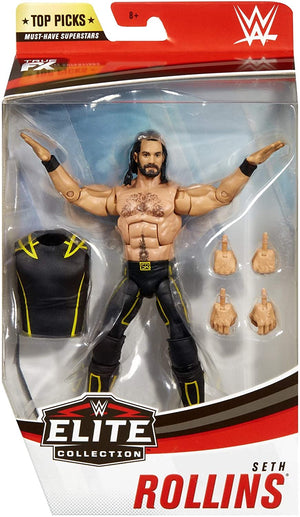 WWE Wrestling Elite Series Top Picks Seth Rollins Action Figure Pre-Order