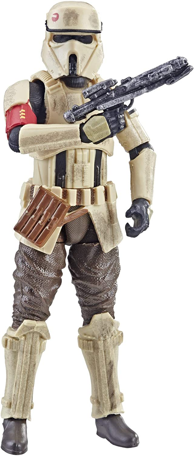 Star Wars The Vintage Collection Scarif Stormrooper Action Figure