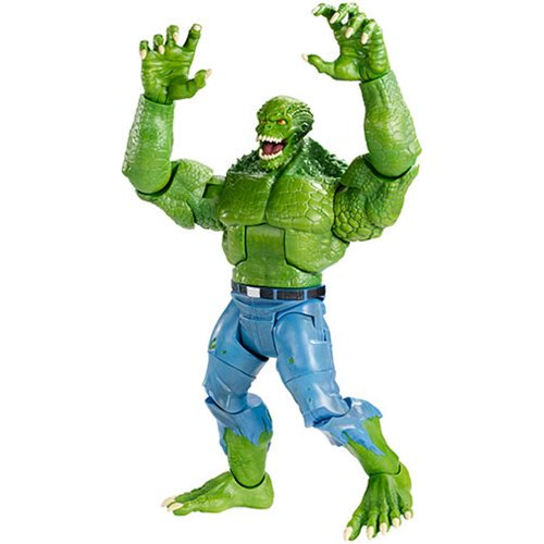 DC Multiverse Wave 12 Click N Collect Killer Croc Set Of Six Action Figures Pre-Order