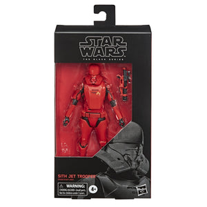 Star Wars Black Series Sith Jet Trooper Action Figure