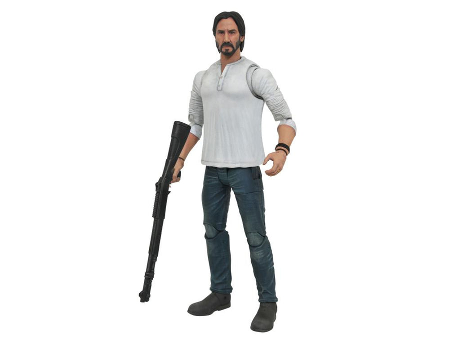 John Wick Diamond Select Chapter 2 John Wick Casual Action Figure Pre-Order