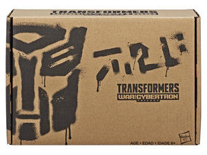 Transformers Generations Selects War For Cybertron Deluxe Zetar Action Figure