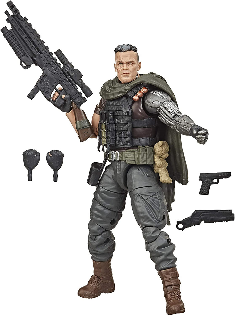 Marvel Legends X-Men Fox Series Exclusive Cable Action Figure