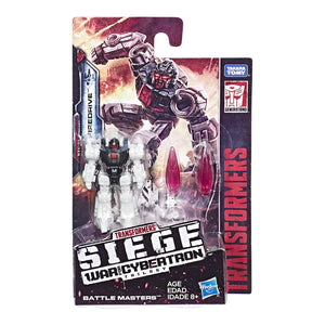 Transformers Siege War For Cybertron Battle Masters Firedrive