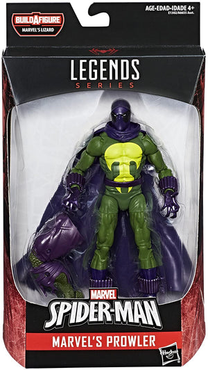 Marvel Legends Spider-Man Wave Prowler Action Figure