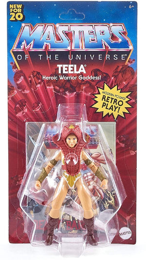 Masters Of The Universe Origins Teela Action Figure Pre-Order