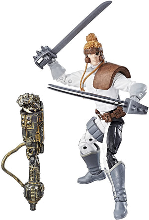 Marvel Legends X-Men Series Shatterstar Action Figure